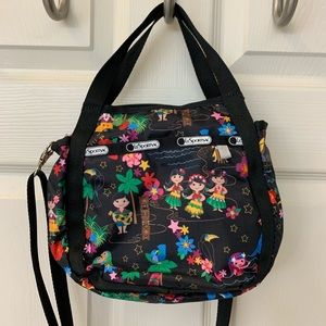 Lesportsac It's a small world Jenni bag
